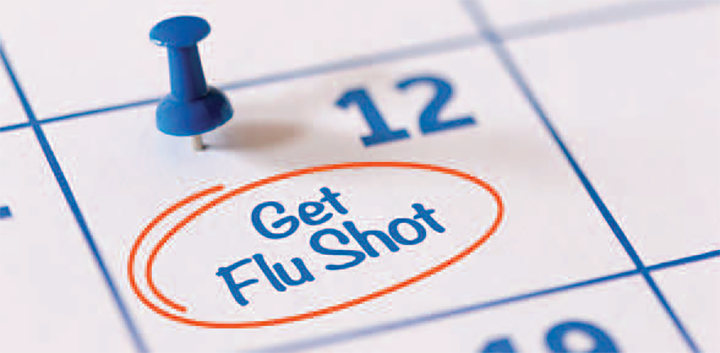 spotlight influenza vaccination