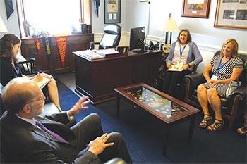 bipartisan legislative solutions capitol hill