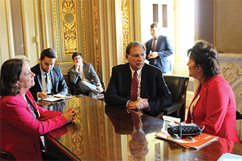 bipartisan legislative solutions president