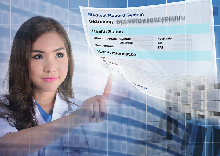 Nursing informatics: The EHR and beyond