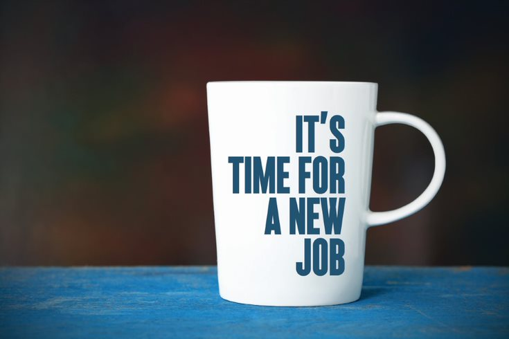 Make an effective  transition to a new job
