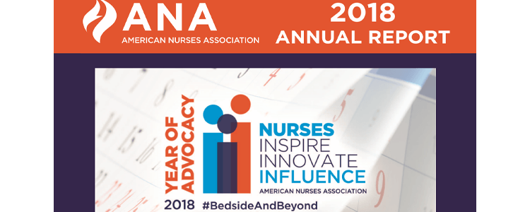 ANA 2018 Annual Report: Year of Advocacy