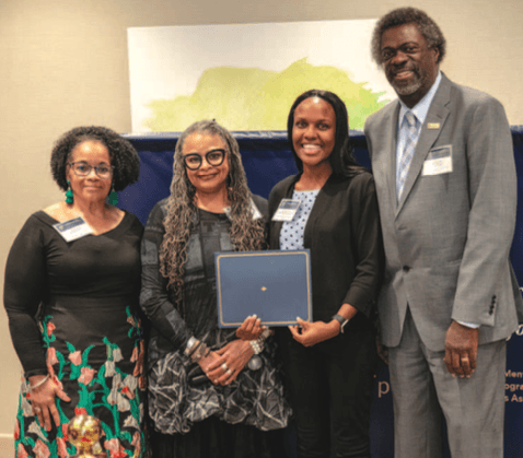SAMHSA Minority Fellowship Program at ANA celebrates 45 years