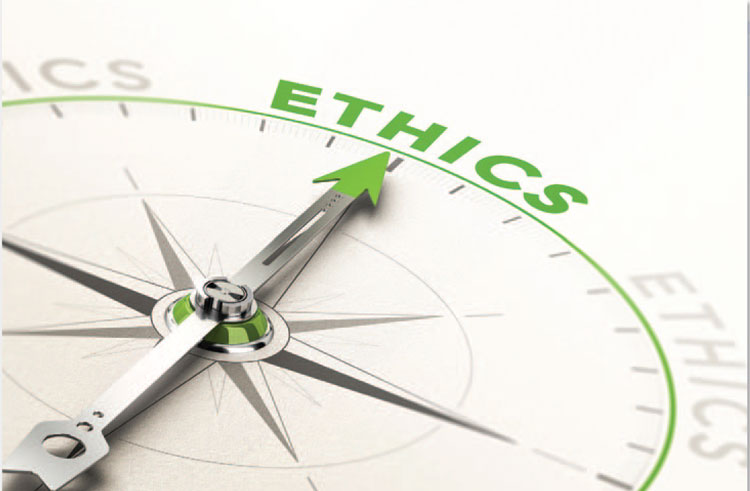 Does a professional code of ethics matter?