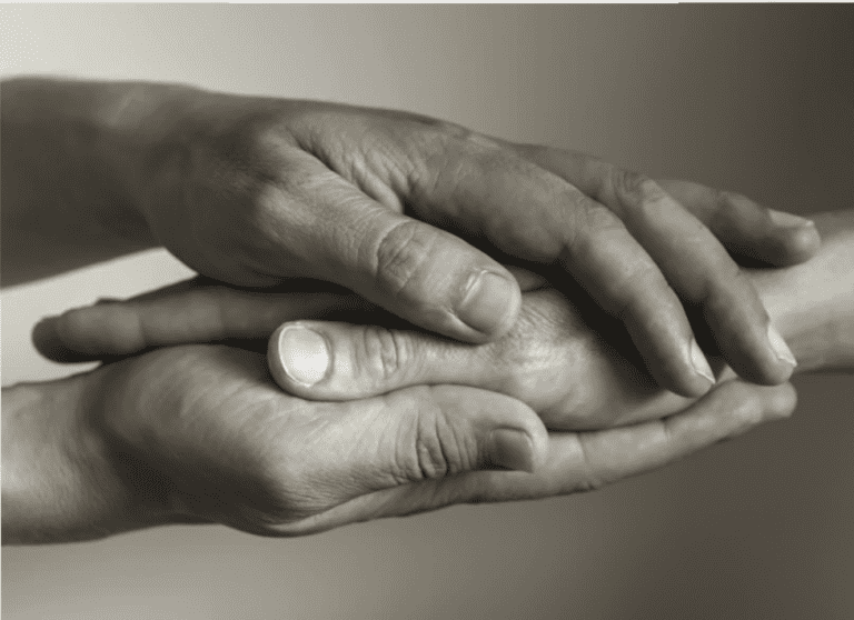 Supporting patients with end-of-life conversations