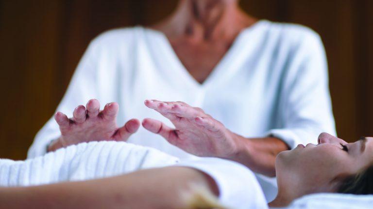 Reiki: Hand in hand with nursing