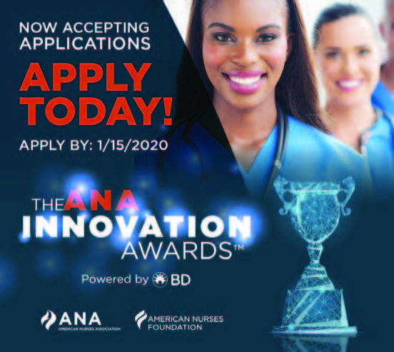 Now open: 2020 ANA Innovation Awards, powered by BD