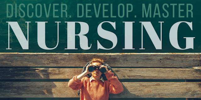 Discover, Develop & Master Nursing!