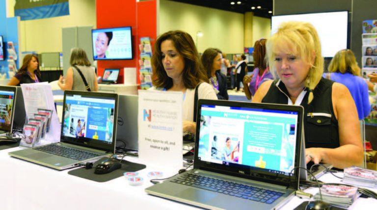 Celebrating nurse wellness at Magnet® Conference