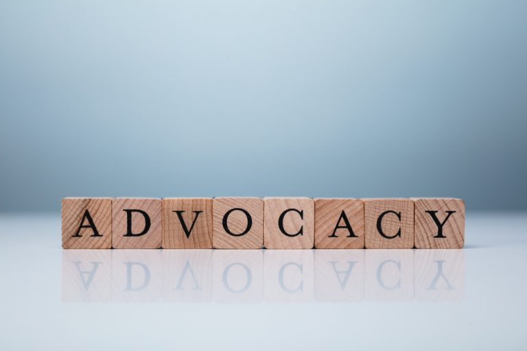 Advocacy: A lifetime commitment