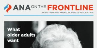 April 2020 Frontline Cover