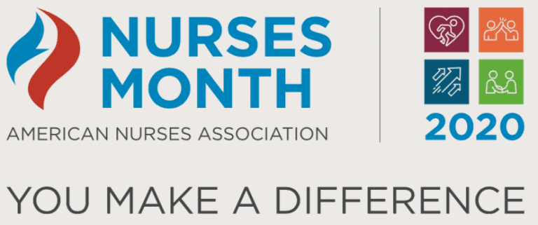 Nurses Month during a time of crisis
