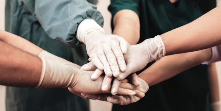 Nurses focus on pandemic challenges while looking to the future