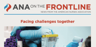 ANA on the Frontline August 2020