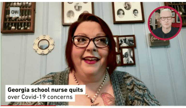 When nurses see unsafe practices, we speak out and sometimes we resign