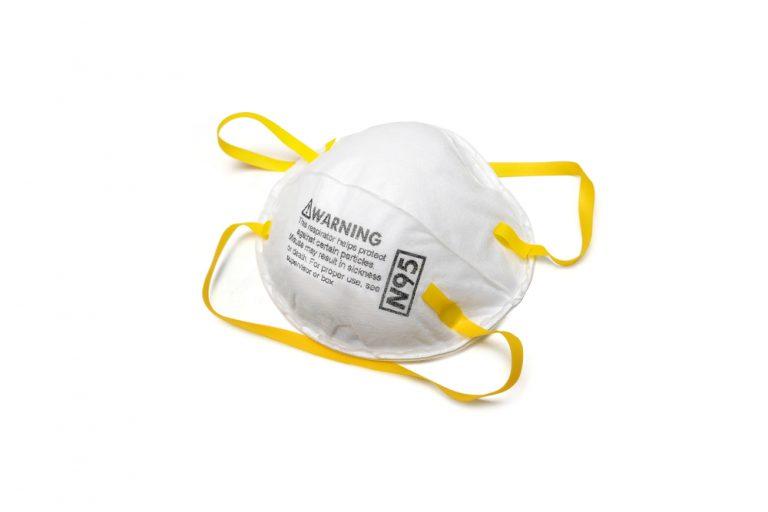 Proper use of N95 respirators