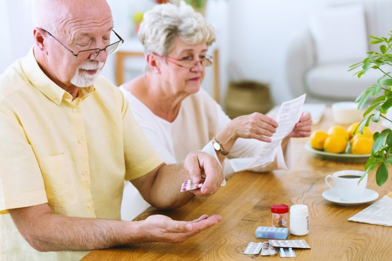 Pharmacologic management of type 2 diabetes in older adults